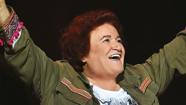 Selda Baycan Denizli konseri