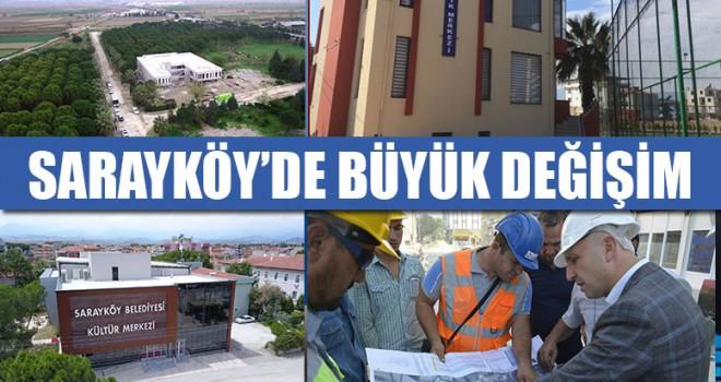 Sarayköy'de Büyük Değişim