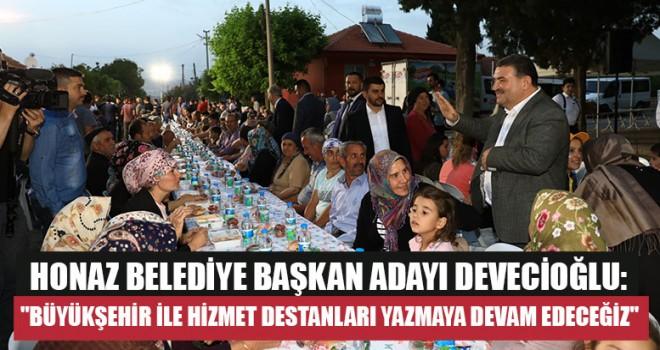 Devecioğlu: