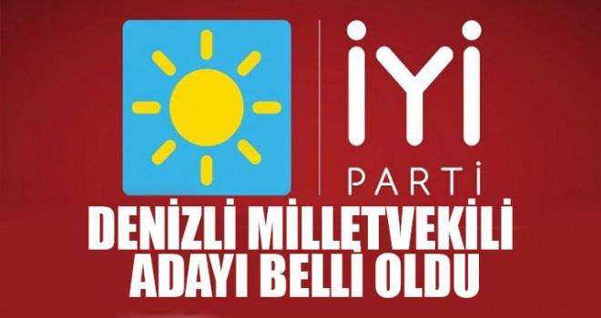 İYİ Parti Denizli Milletvekili  Adayları Belli Oldu