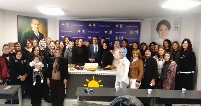 Denizli İYİ Parti Kadınları Bir Araya Geldi