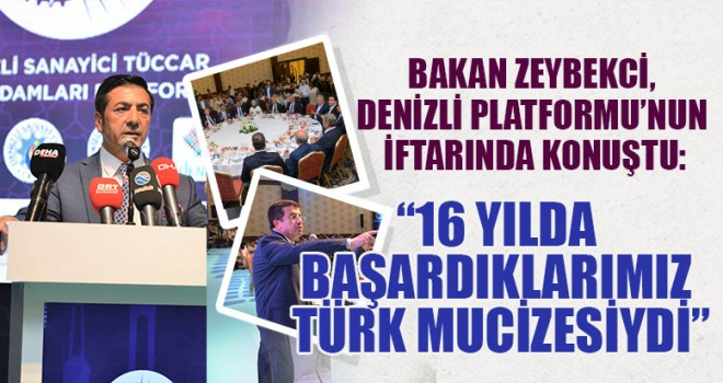 """Başkan Erdoğan: """"Kazanan Hep Denizli Oldu!"""""""