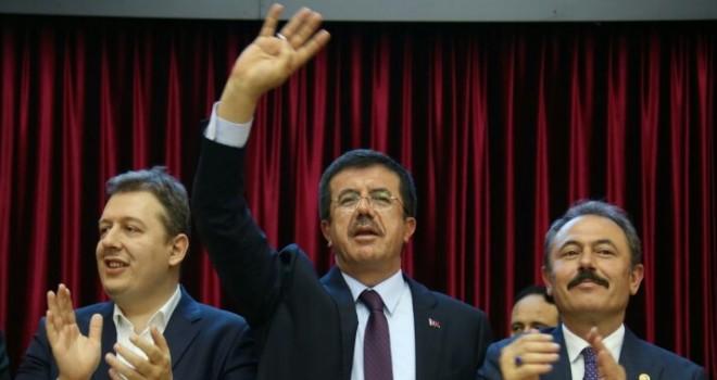 AK Parti Denizli Milletvekili Şahin Tin:  ZEYBEKCİ GURURUMUZDUR