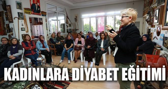 Kadın Meclisi'nden diyabet eğitimi