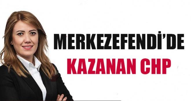 Merkezefendi'de Kazanan CHP
