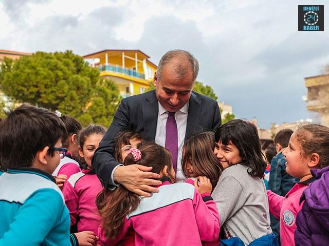 """Başkan Zolan, """"Eğitim, önceliğimiz olmaya devam edecek"""""""