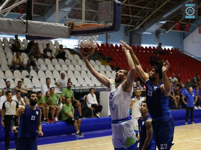 Denizli Basket PAÜ Arena'da Sahne Alacak