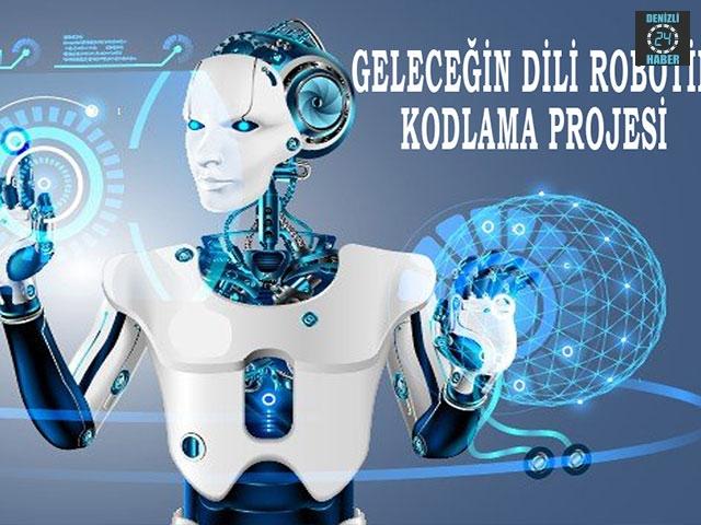 """""""Geleceğin Dili Robotik Kodlama"""" AB Projemiz Onaylandı"""