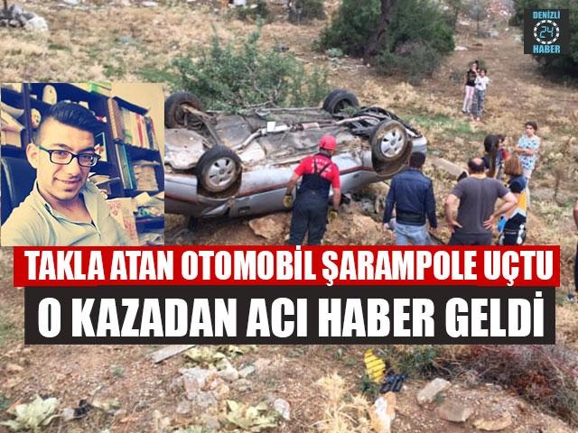 O kazadan Acı haber geldi Cafer Akırtın hayatını kaybetti
