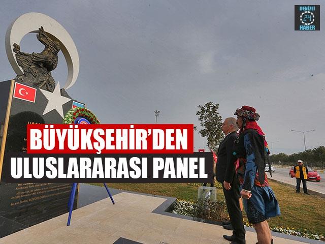 Büyükşehir'den Uluslararası Panel