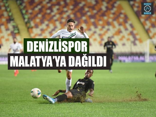 Yeni Malatyaspor - Denizlispor maç özeti 5- 1
