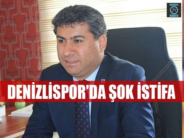Denizlispor'da Şok İstifa Taner Atilla İstifa etti