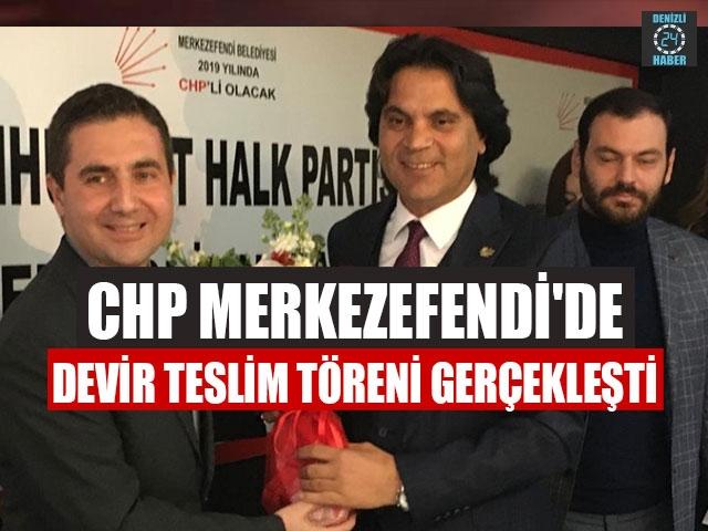 Ali Osman Horzum, Tolga Varlıker'den görevi devraldı