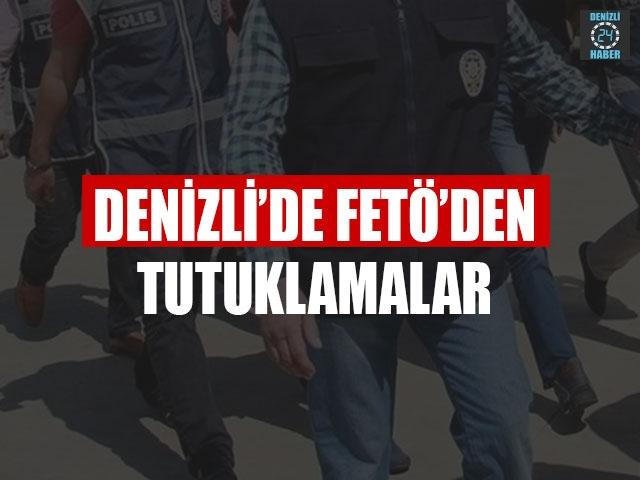 Denizli'den FETÖ'den Tutuklama