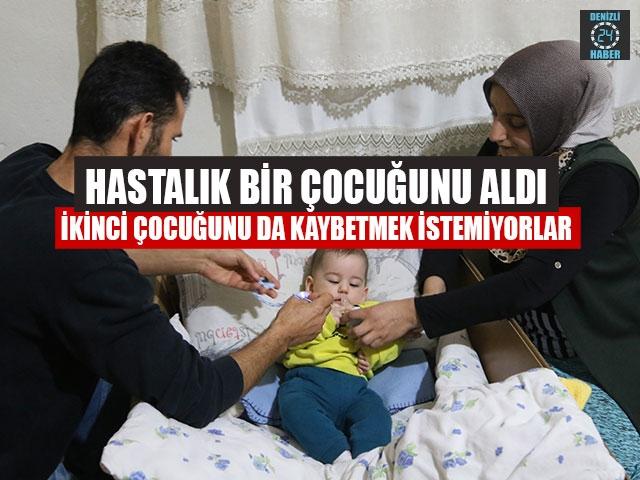 Hastalık Bir Çocuğunu Aldı İkinci Çocuğunu Da Kaybetmek İstemiyorlar