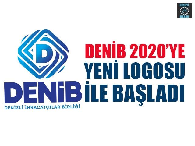 DENİB 2020'ye Yeni Logosu İle Başladı