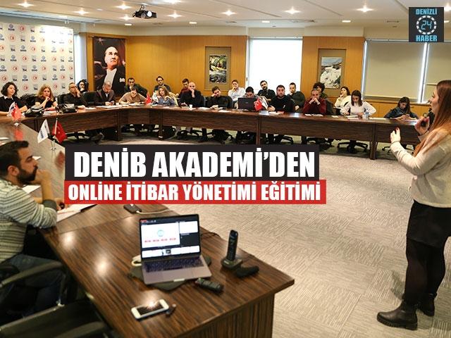 DENİB AKADEMİ'den Yerelden Globale Dijital Pazarlama Eğitimi