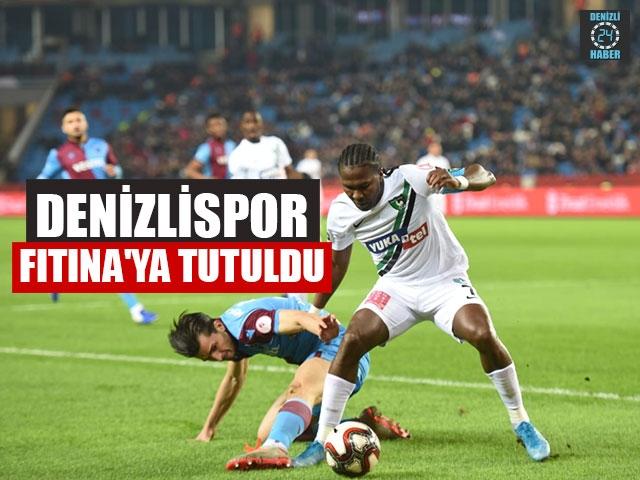 Trabzonspor - Denizlispor maç özeti