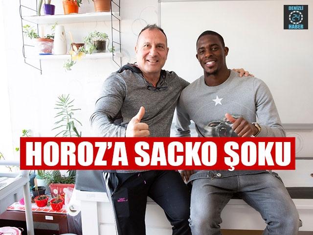 Horoz'a Sacko Şoku