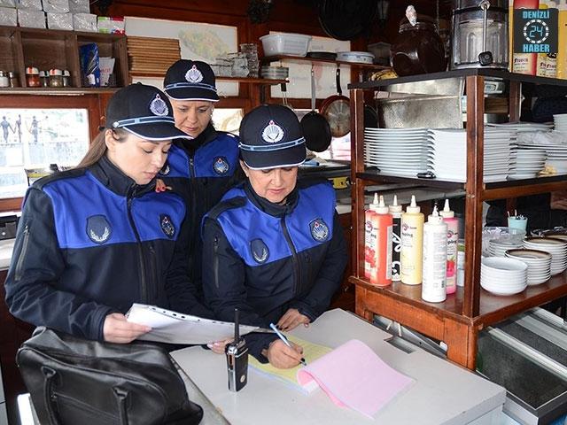 Kuşadası Belediyesi Kadın Zabıta Ekibi Kurdu