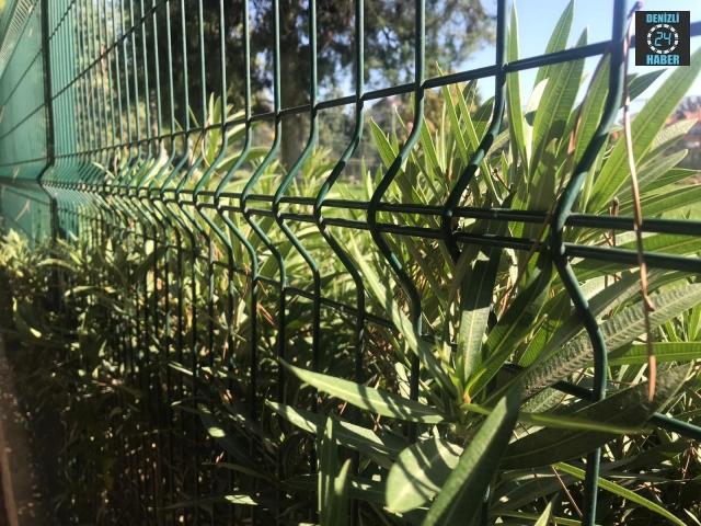 Panel çit teli imalatı