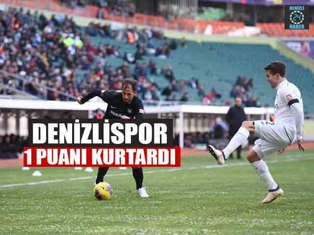 Konyaspor - Denizlispor (0 - 0) maç özeti