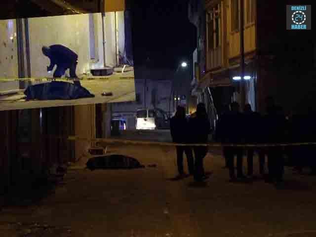 Uşak İslice Mahallesinde bir kadın binanın çatısında düşerek öldü