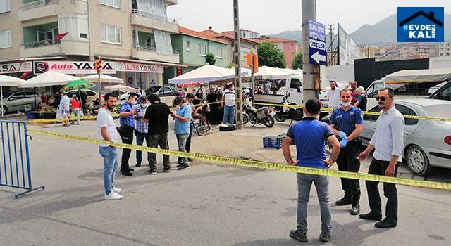 Manisa Soma'da silahlı kavga 3 kişi yaralandı