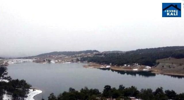 Uşak Eşme'de Üçpınar göletine giren Mustafa Özdemir suda kayboldu