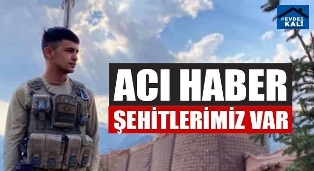 Piyade Sözleşmeli Er Mustafa Ahmet Demir şehit düştü