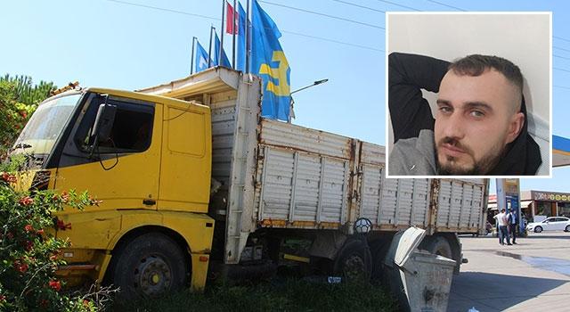 Kula'da Sedat Tosun kamyonun altında kalarak öldü