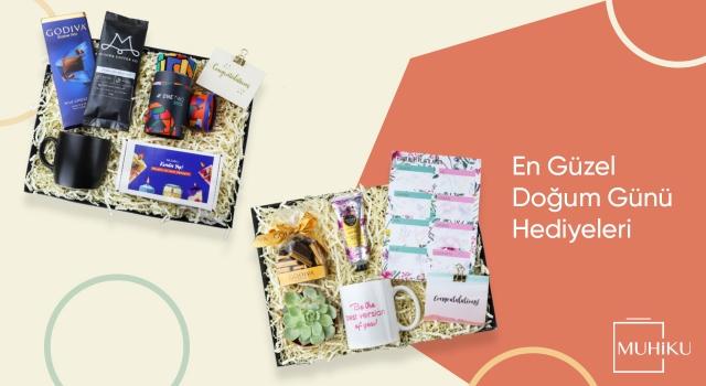 Sevdikleriniz İçin En Özel Doğum Günü Hediyeleri Muhiku'da!