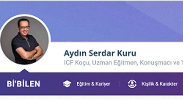 Aydın Serdar Kuru, alanındaki sorulara KizlarSoruyor'da cevap veriyor