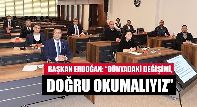 """Başkan Erdoğan: """"Dünyadaki değişimi, doğru okumalıyız"""""""