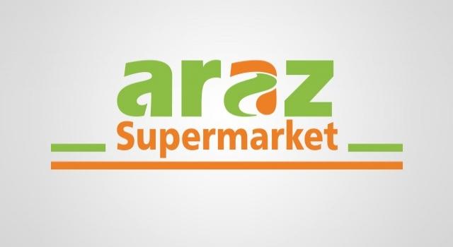 Azerbaycan'ın Yerli Markası Araz Supermarket