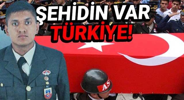 Jandarma Uzman Çavuş Mehmet Çelik şehit düştü