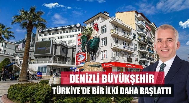 Denizli Türkiye'de ilk kez mesleki yeterlilik belgesi başvuru noktası hizmete başladı