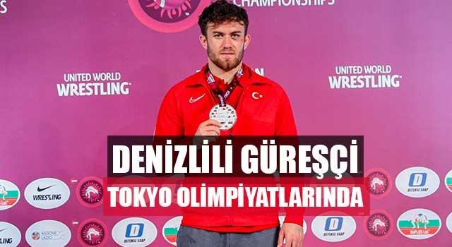 Denizlili Güreşçi Tokyo Olimpiyatlarında