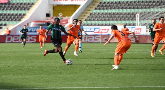 Denizlispor Başakşehir'i geçemedi 0-0