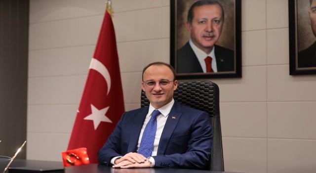 """Başkan Örki; """"23 Nisan'da bütün dünya çocukları bu güzel günü kutluyor"""""""