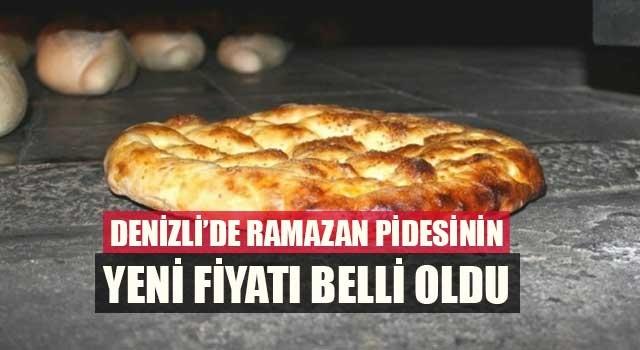 Denizli'de ramazan pidesine zam!