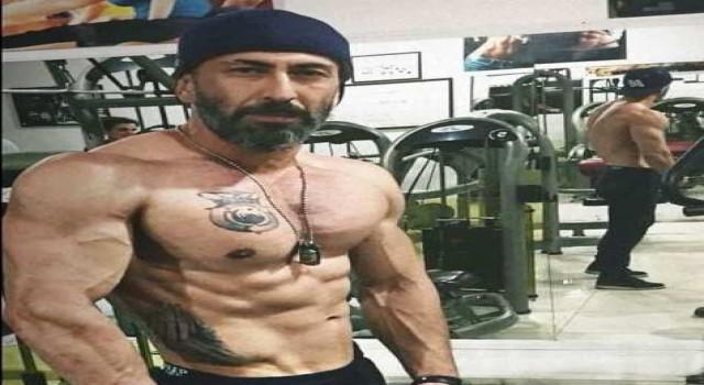 Nazilli'de 40 yaşındaki vücut geliştirme sporcusu Selim Kınsız kalbine yenildi