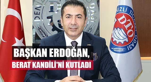 """Başkan Erdoğan, """"Çok Daha Güzel Günlere Vesile Olmasını Diliyorum"""""""