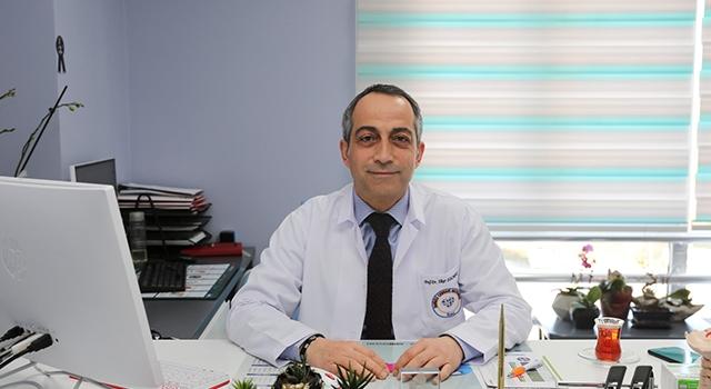 Prof. Dr. Solmaz Son Zamanlarda Artan Boyun Fıtığına Karşı Uyardı
