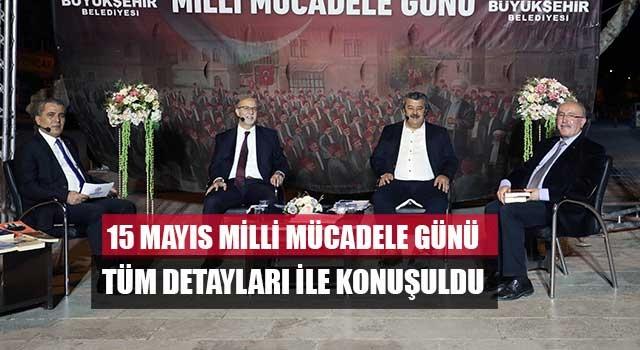 Prof. Dr. Tok, Türkiye'de işgale karşı ilk miting Denizli'de yapıldı
