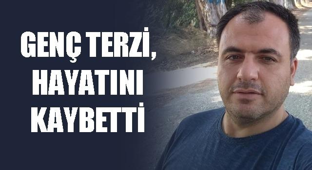 Denizli'de genç terzi hayatını kaybetti