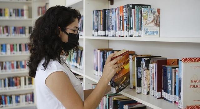 Denizli'de kütüphane ve kütüphanedeki kitap sayısı belli oldu