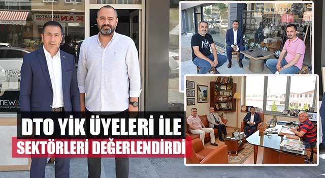 Başkan Erdoğan, Üyelerini Her An Yanında