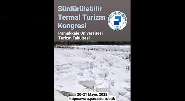 PAÜ, Sürdürülebilir Termal Turizm Kongresi'ne Ev Sahipliği Yapacak