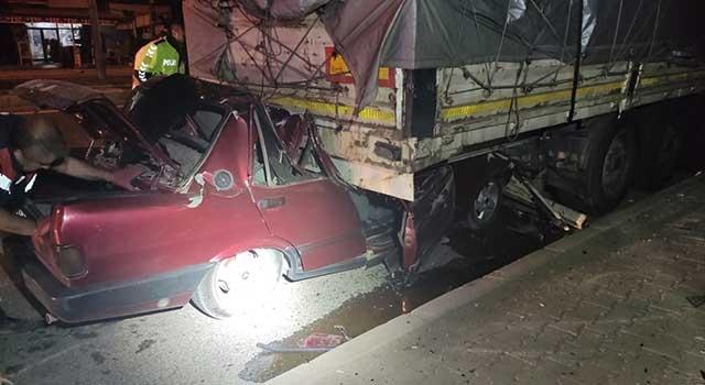 Uşak'ta feci kazada Şadi Kılınç öldü